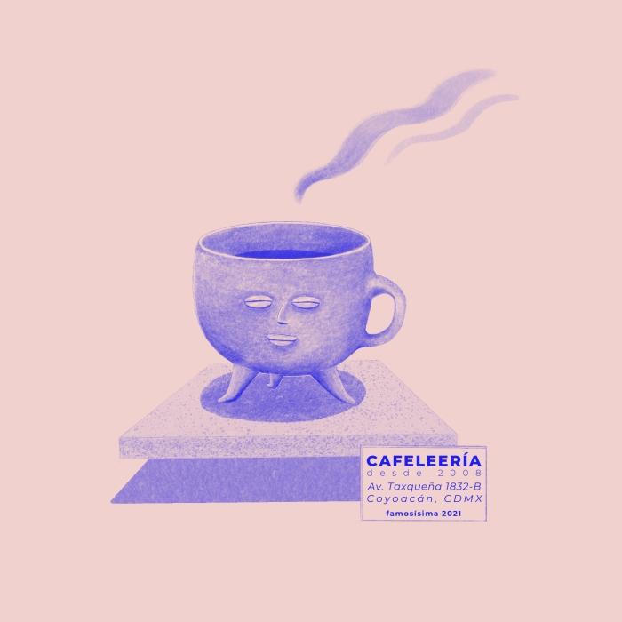 Cafeleería x Famosísima